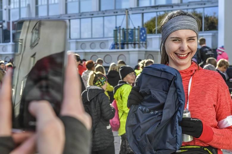 Bieg Niepodległej w Sopocie rozgrywany był na dystansie 4,5 km