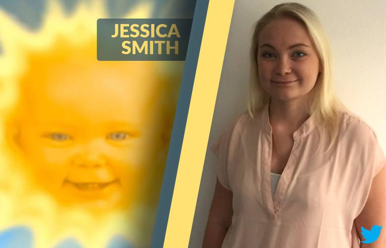 Dziecko z Teletubisiów - JESSICA SMITH kiedyś i dziś