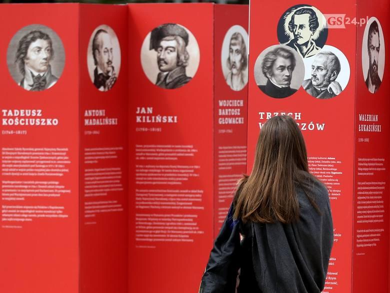 Szczecin: Pierwsza taka wystawa IPN w Polsce [WIDEO, ZDJĘCIA]