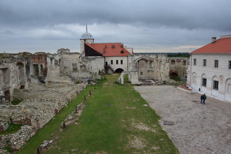 Zamek w Janowcu nad Wisłą