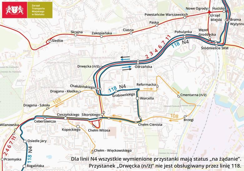 Kierowcy w Gdańsku jeżdżą już po pierwszej nitce nowego wiaduktu Biskupia Górka! W okolicy inwestycji nastąpiły też spore zmiany w ruchu