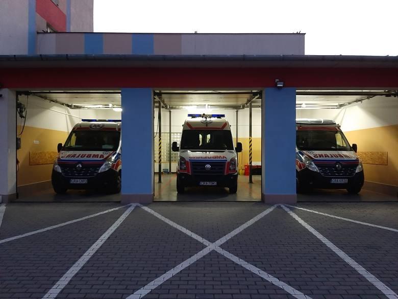 Pacjentów z Lipna i Włocławka zawiezie karetka z Radziejowa. Mały szpital wygrał przetarg NFZ
