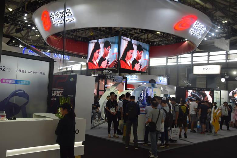 CES Asia 2019: Technologia 5G i sztuczna inteligencja coraz bardziej wkraczają do naszego świata. Relacja z targów w Szanghaju