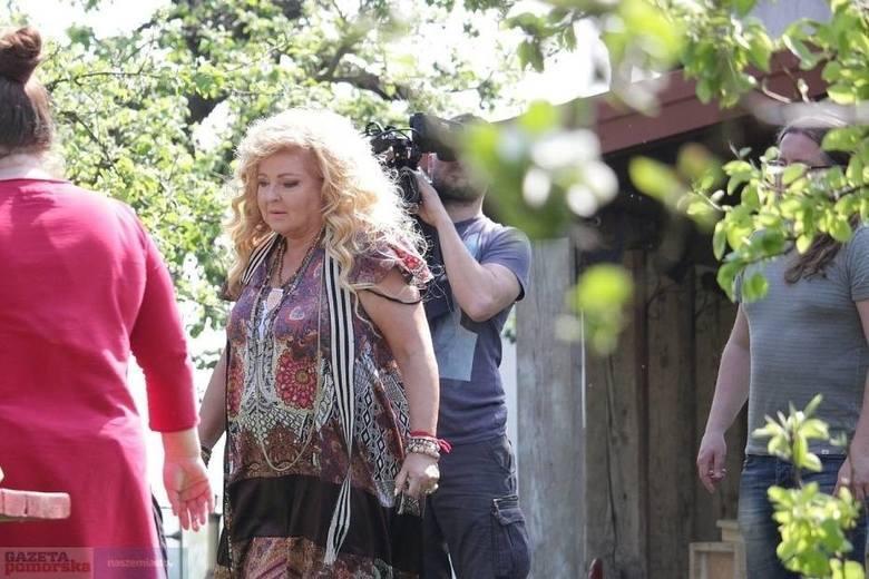 """W najnowszym odcinku """"Kuchennych rewolucji"""" (17.10) zobaczymy jak Magda Gessler zmieniła restaurację w województwie kujawsko-pomorskim,"""