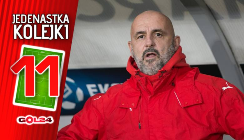 Pozamiataliśmy? Cracovia za trzy. Jedenastka 18. kolejki Lotto Ekstraklasy według GOL24 [GALERIA]