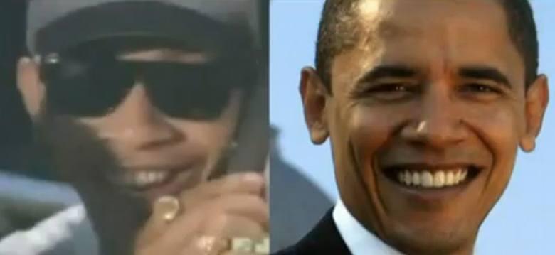 Barack Obama w hip-hopowym teledysku w 1993 roku! (wideo)