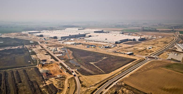 Fabryka VW we Wrześni zatrudni docelowo około 3 tys. pracowników