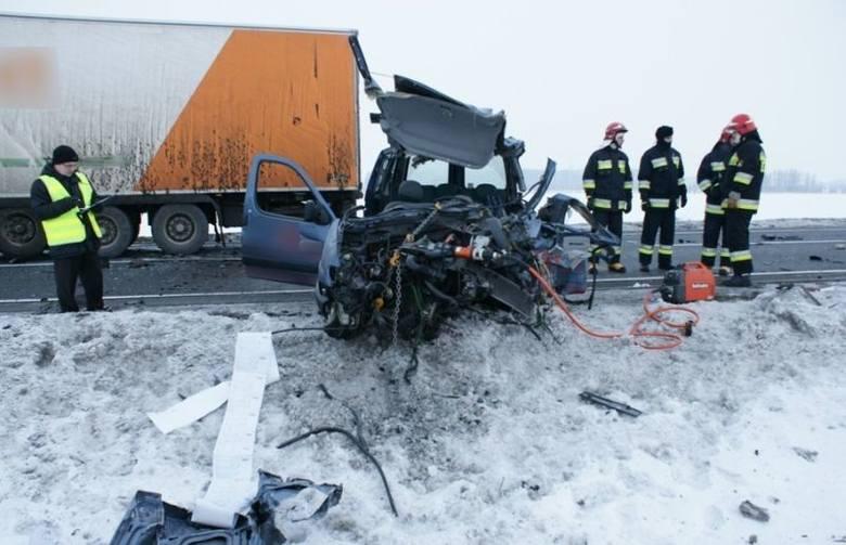 Łuby Kurki - wypadek (Miastkowo)