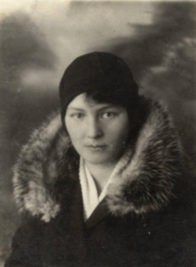 Maria z Wojciechowskich Zarębina