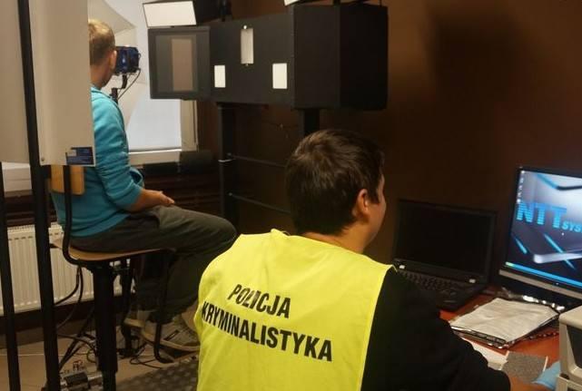 Fałszywy policjant zatrzymany przez policjantów w Wodzisławiu