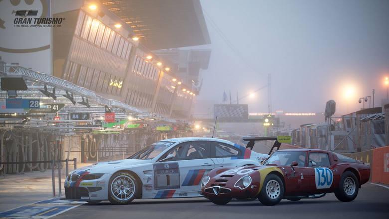 Nowa generacja konsol nie może odbyć się bez premiery nowej odsłony świetnych wyścigów Gran Turismo. Czekamy na ten symulator i świetną grafikę z ra