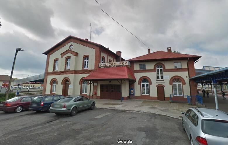 Pociąg odjechał z Rzepina. Na stacji został jednak... maszynista.