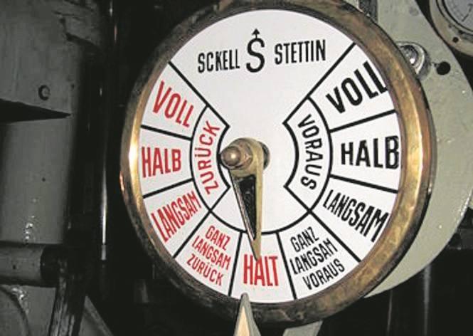 """Lodołamacz """"Stettin"""" w wielkich opałach"""