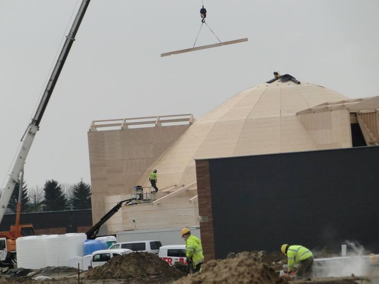 Jak przebiegają prace przy budowie drogi S6 na odcinku Ustronie Morskie-Koszalin? Zobaczcie zdjęcia!Zobacz także Rozmowa o budowie drogi S6 (archiwu