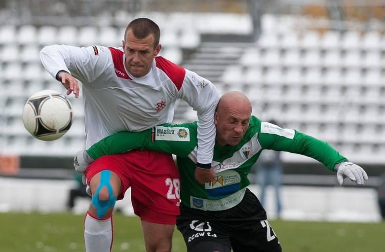 Piłkarze ŁKS przegrali z GKS