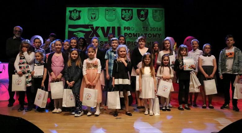 Młode gwiazdy zaśpiewały w Przytocznej