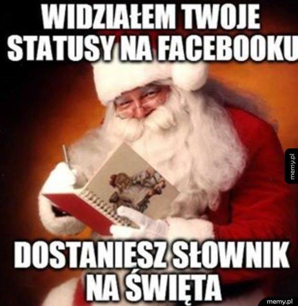 Święty Mikołaj MEMY. Zobaczcie memy, demotywatory i śmieszne obrazki na Mikołaja.