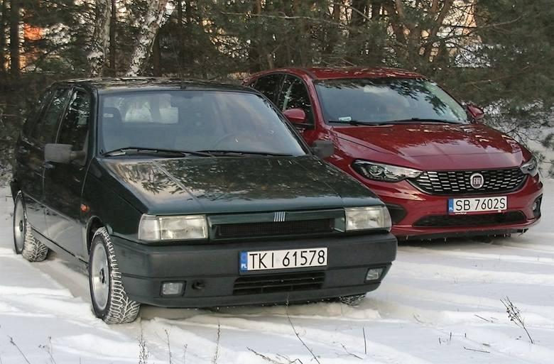 Fiat Tipo. Nowy model kontra stary