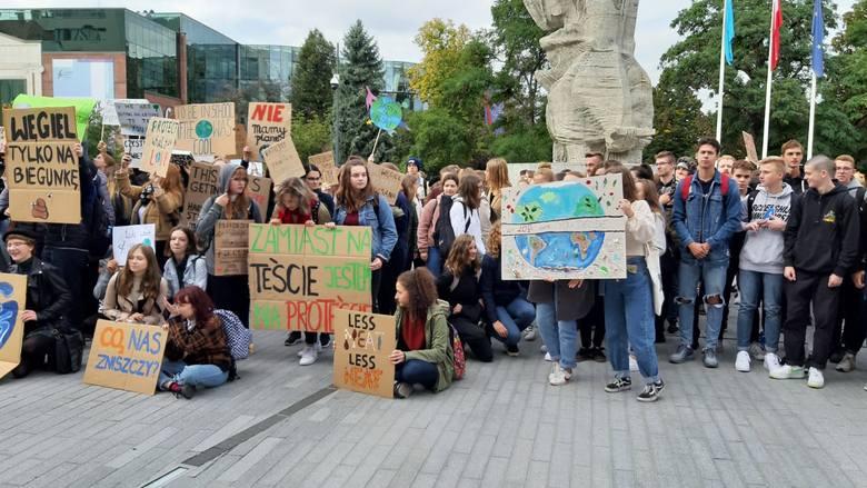 Zielona rewolucja młodych: Walczymy o swoją przyszłość
