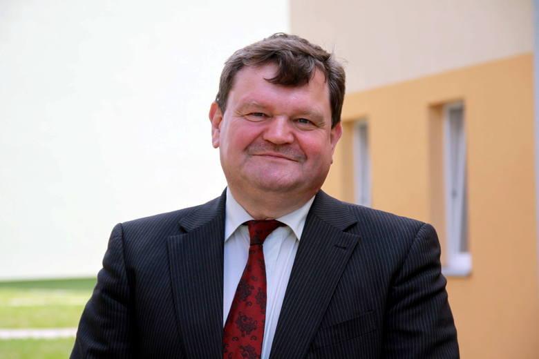 Marek Goluch, prezes Lubelskiego Przedsiębiorstwa Energetyki Cieplnej