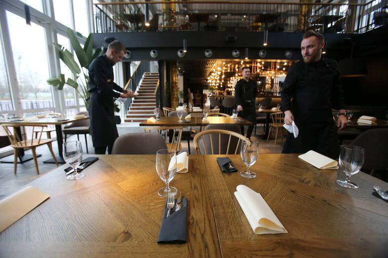 Kawiarnia Przystań w Parku Śląskim została ponownie otwarta 14 marca