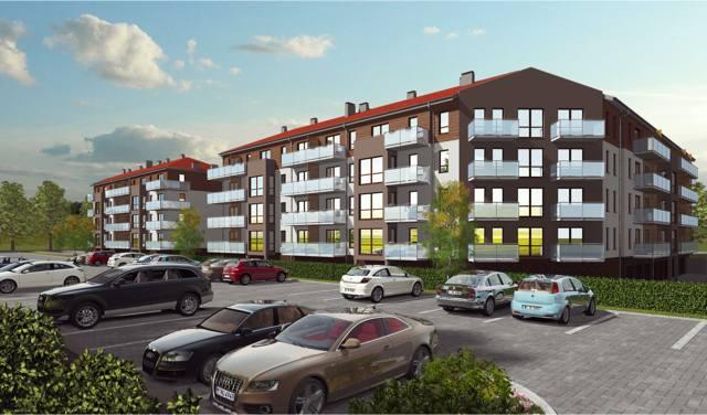 Tak będzie wyglądało nowe osiedle na popoligonowych terenach za Tesco i Obi w Gorzowie