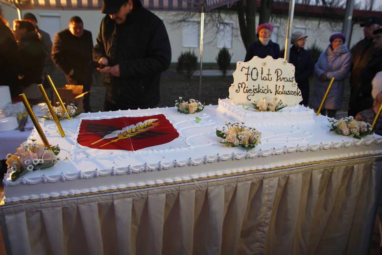 Żeby atrakcji było jak najwięcej, jubileusz podzielono na dwa dni. w artystycznych.Pierwszego mieszkańców zaproszono na specjalny pokaz laserowy oraz wielki urodzinowy tort.
