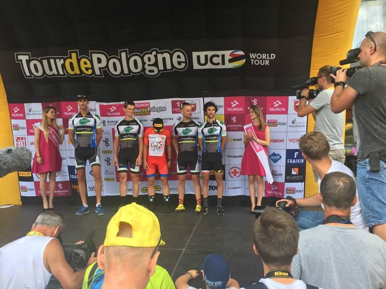 Agrochest Team na mecie krakowskiego odcinka cyklu Maratony Rowerowe LangTeam