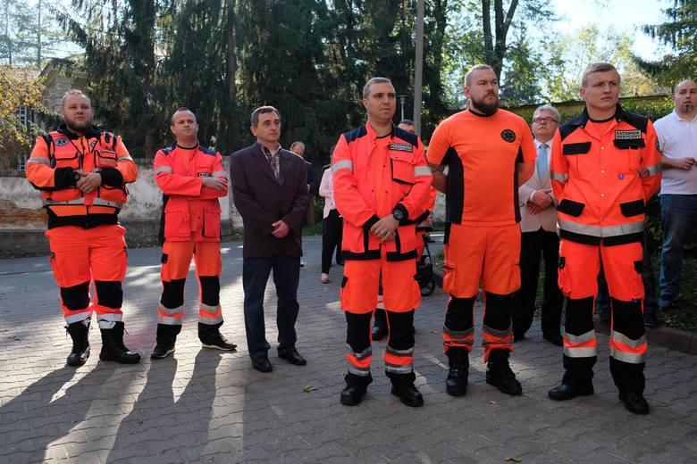 W piątek oficjalnie otwarta została nowa siedziba Wojewódzkiej Stacji Pogotowia Ratunkowego w Przemyślu. Znajduje się na terenie dawnego szpitala przy