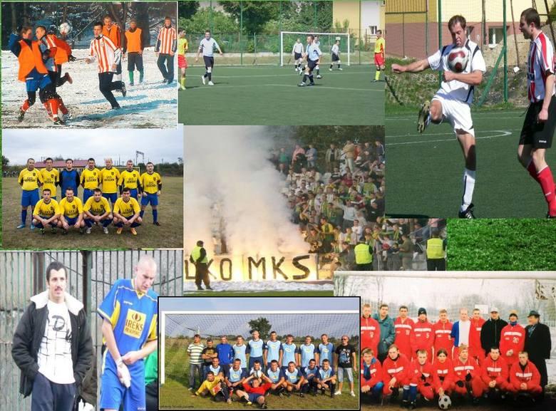MG MZKS Kozienice, Mirax Bierwce, Cech, Petrus... Pamiętasz te kluby?