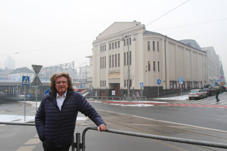 Zbigniew Wodecki w Katowicach