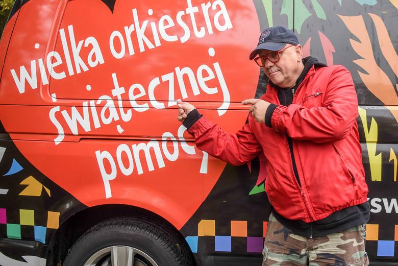 Jerzy Owsiak przed 25. finałem WOŚP: Poseł Pięta bardzo nam pomógł. Jego słowa były warte 20 mln zł