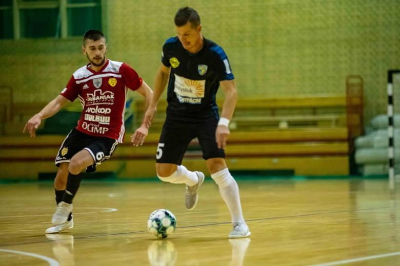 MOKS Białystok wygrał drugi mecz w ekstraklasie