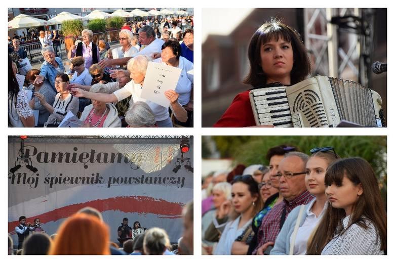Miasto po raz kolejny także w artystyczny sposób upamiętniło rocznicę Powstania Warszawskiego.