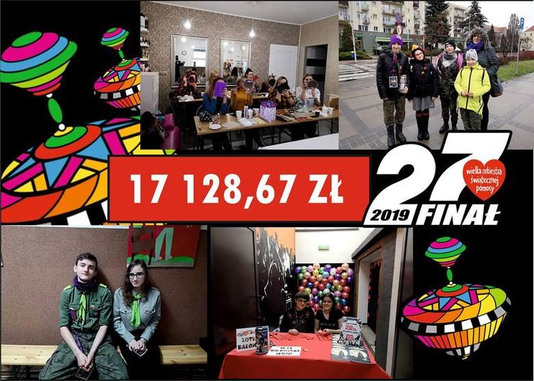 WOŚP 2019 Lubuskie: tak mija 27. finał Wielkiej Orkiestry Świątecznej Pomocy w naszym województwie. Jest zabawa i setki wolontariuszy!