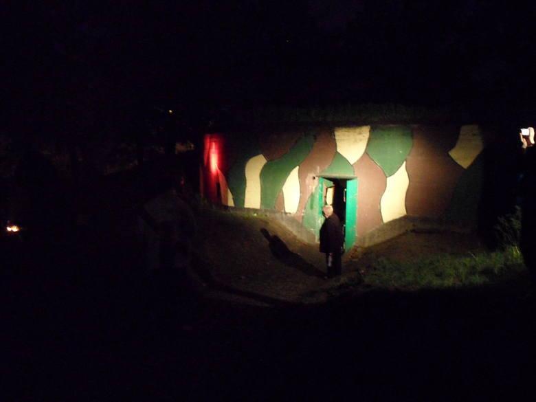 Noc Muzeów 2013 Świętochłowice: Schron bojowy nr 39 [ZDJĘCIA]