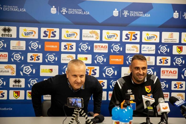Petew w Jagiellonii pojawił się pod koniec 2019 roku. Objął drużynę po Rafale Grzybie, który był tymczasowym szkoleniowcem po rozwiązaniu kontraktu z