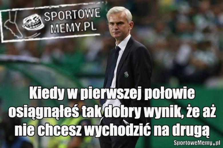 Memy po meczu Legia Warszawa - Real Madryt (3:3)