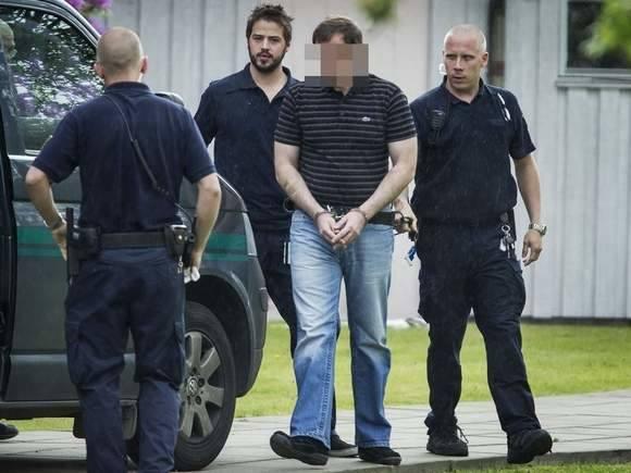Skazani na dożywocie za podwójne morderstwo w Szwecji