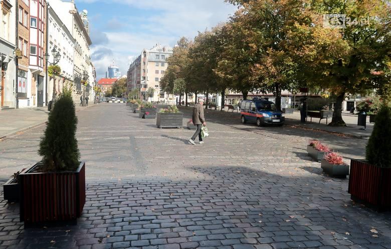 Plac Orła Białego. Jest nowy wariant prototypowania. Czy znów będzie można parkować?