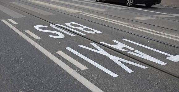 - Projektując buspas wzięliśmy pod uwagę to, że natężenie ruchu oraz charakter ulicy wskazują na potrzebę utrzymania dwóch pasów ruchu dla komunikacji
