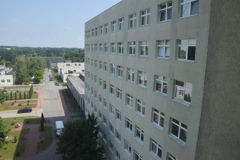 To trzeci potwierdzony przypadek zakażenia COVID-19 od początku pandemii na terenie szpitala św. Łukasza w Tarnowie