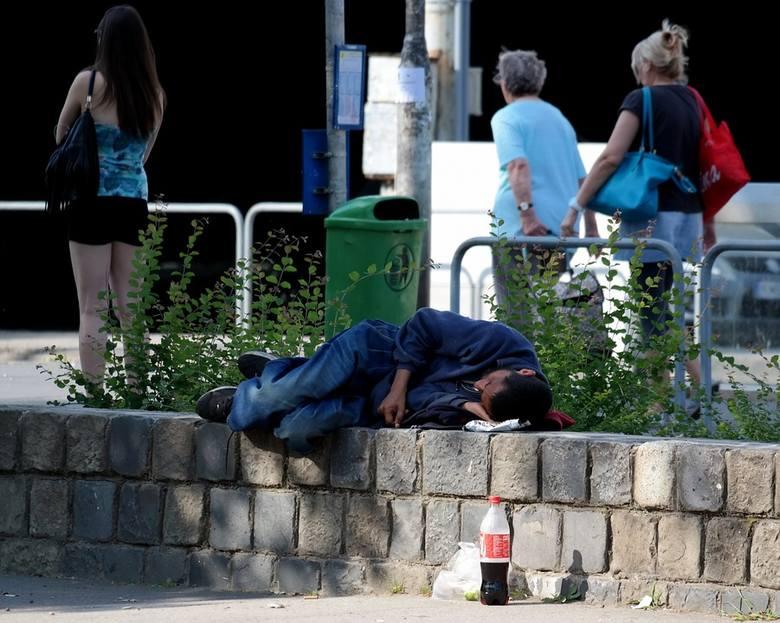 Coraz więcej bezdomnych w woj. lubelskim