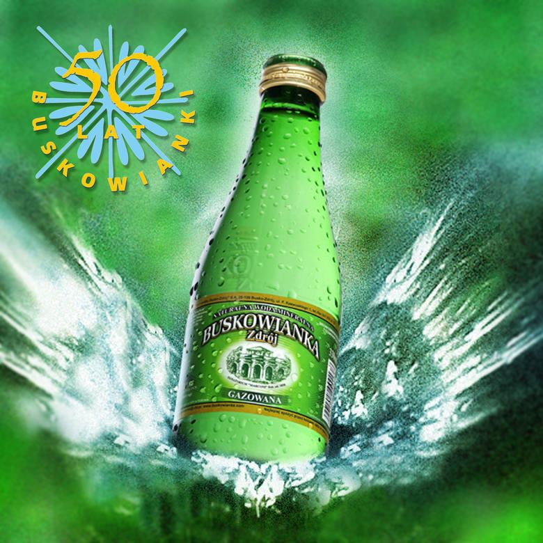 Nasze Dobre Świętokrzyskie 2012: Woda mineralna Buskowianka Zdrój Buskowianka to jedna z najlepiej rozpoznawalnych wód mineralnych w naszym regionie