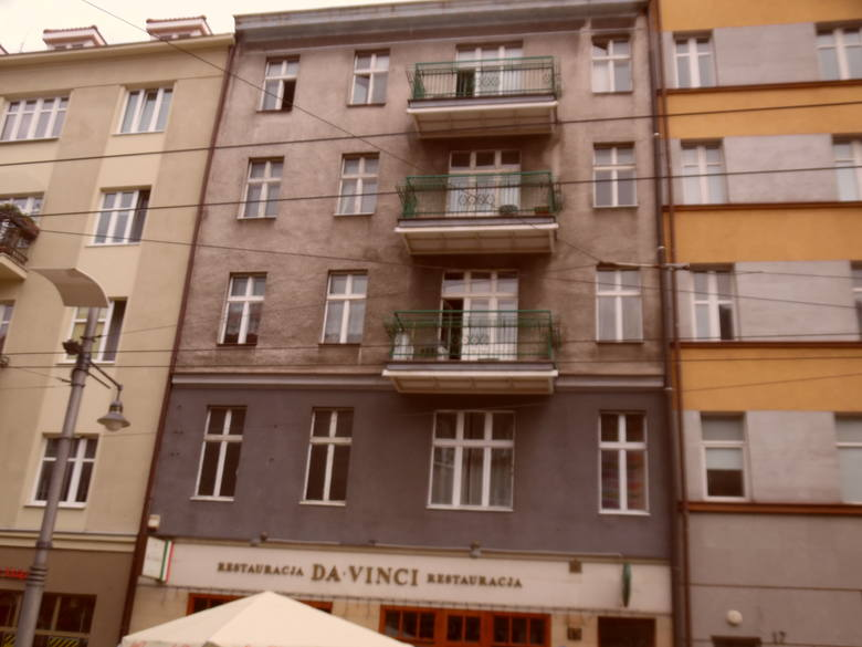 Najwęższy dom w Gdyni. Jak Bednarski oficynę budował