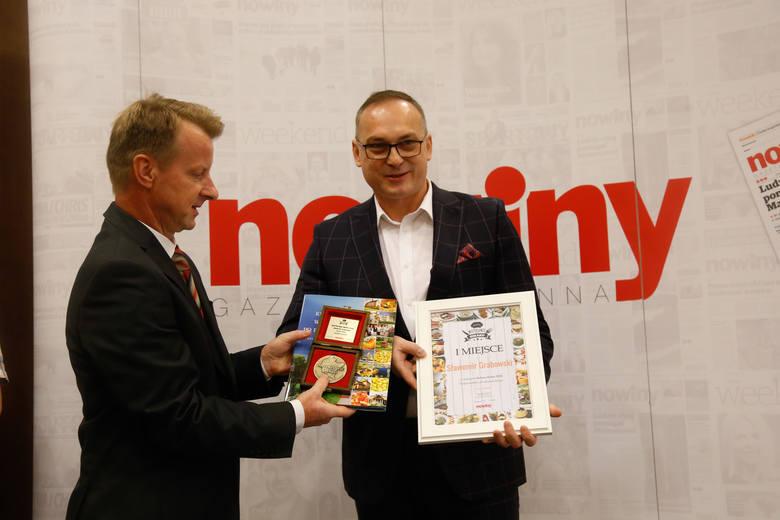 """Znamy już najlepszych przedstawicieli branży gastronomicznej na Podkarpaciu. Dziś laureaci """"Mistrzów Smaku"""" odebrali atrakcyjne nagrody"""