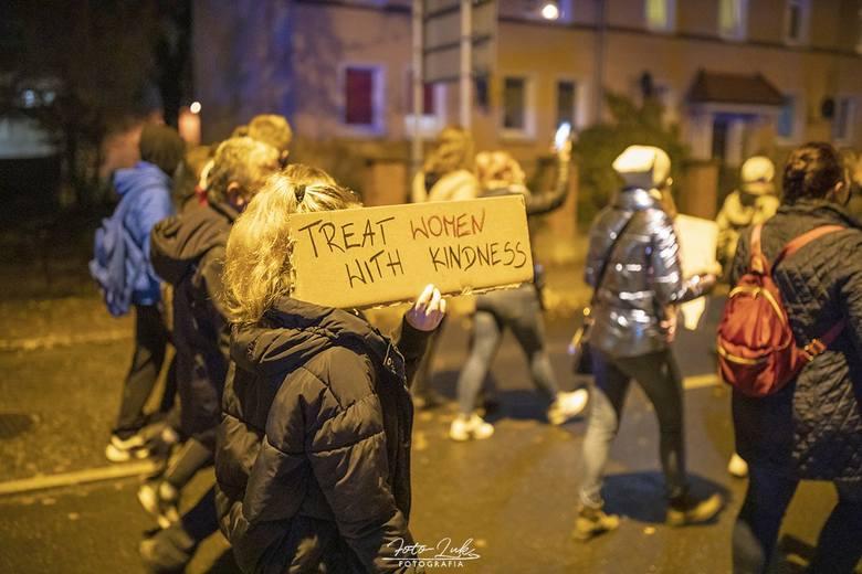 Strajki Kobiet w Kluczborku