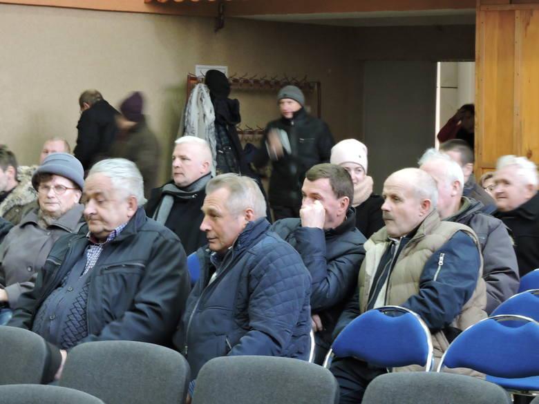 Burmistrz Myszyńca Elżbieta Abramczyk spotkała się z mieszkańcami. Mówiła o stanie gminy [ZDJĘCIA+WIDEO]