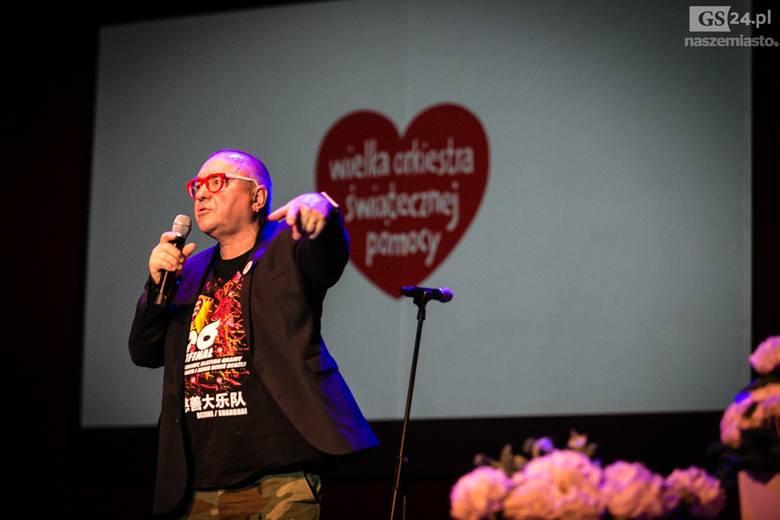 """Jurek Owsiak w Szczecinie do społeczników: """"Nie pękajcie, idźcie, próbujcie!""""[ZDJĘCIA, WIDEO]"""