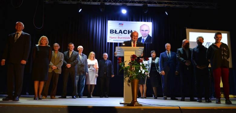 """W Suchedniowskim Ośrodku Kultury """"Kuźnica"""" odbyła się konwencja wyborcza komitetu """"Dialog i Rozwój"""" burmistrza Cezarego"""